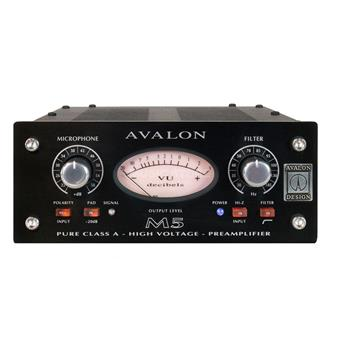 Avalon M5 Black preamp