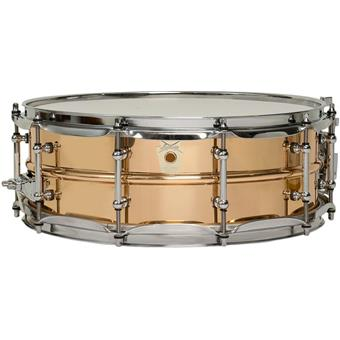 Ludwig LB550T Bronze Shell Supraphonic bronze snare drum