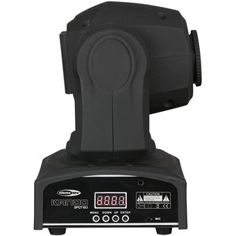 Showtec Kanjo Spot 60 moving head