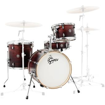 Gretsch Drums CT1-J484-SAF Catalina Cub Jazz Satin Antique Fade jazz shell kit