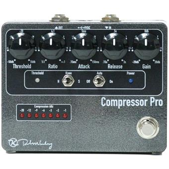 Keeley Electronics Compressor Pro compression/boost/dynamics pedaal