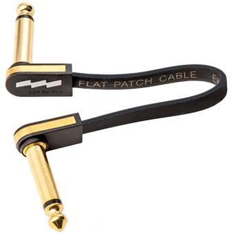 EBS Gold Plated Patch Cable 10 Centimeter patchkabel voor pedaal