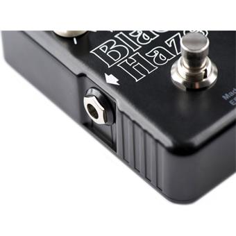 EBS Black Haze distortion pedal
