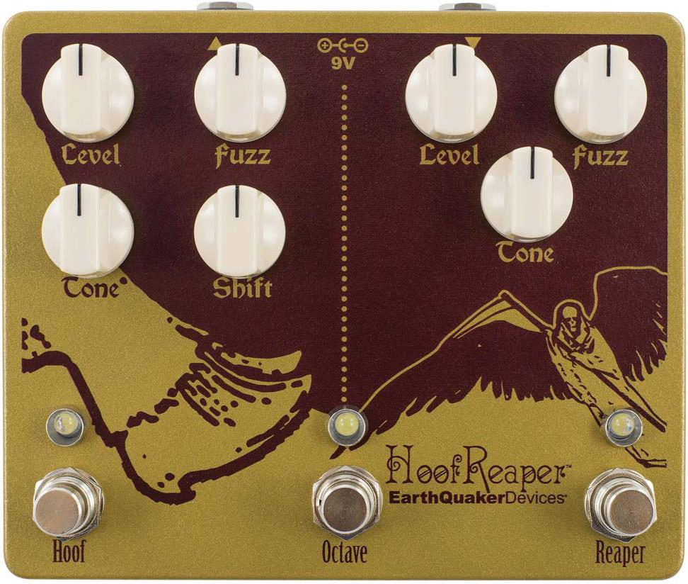 Image of Earthquaker Devices Hoof Reaper 0000000000000
