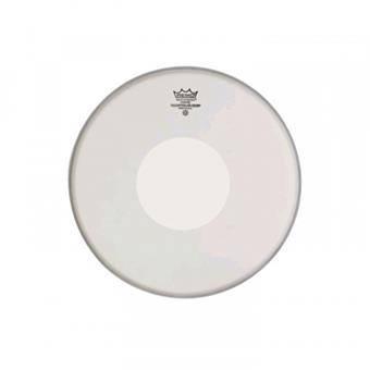"Remo CS-0114-00 Controlled Sound Coated White Dot 14"" snaredrumvel"