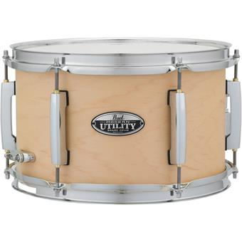 "Pearl MUS1270M/224 Modern Utility 12""x7"" Snare Matte Natural piccolo-/sopraan-snaredrum"
