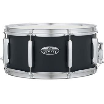 "Pearl MUS1465M/234 Modern Utility 14""x6.5"" Snare Black Ice maple snaredrum"