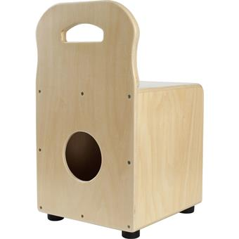 Stagg CAJ-KID RD Kid's Cajon Red kids/mini percussion