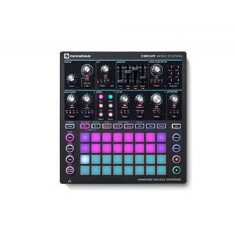 Novation Circuit Mono Station modelling synthesizer
