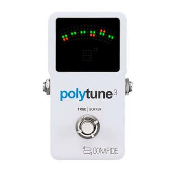TC Electronic PolyTune 3  pedaal stemapparaat