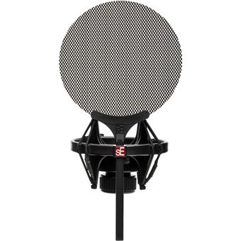 sE Electronics X1 S Vocal Pack large diaphragm microphone