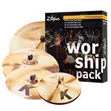Zildjian K Custom Worship Music Pack