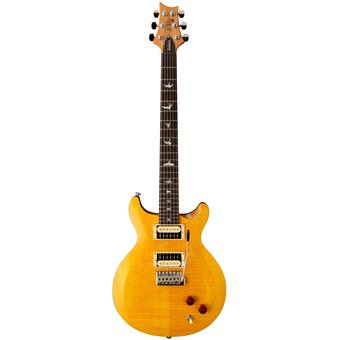 Paul Reed Smith SE Santana Santana Yellow electric guitar