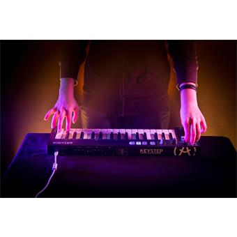 Arturia KeyStep Black Edition keyboardcontroller