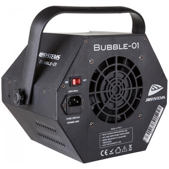 JB Systems BUBBLE-01 machine à bulles