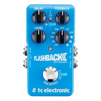 TC Electronic Flashback 2 Delay delay/echo/looper pedaal