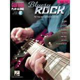 Hal Leonard Bluesy Rock Guitar Play-Along Volume 73