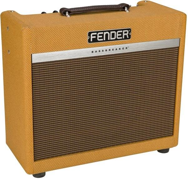 Fender Bassbreaker 15 Lacquered Tweed Limited Edition