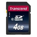 Transcend SDHC 4GB Class 10 SD-Card