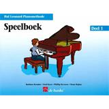 Hal Leonard Pianomethode Speelboek 1