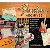 Hal Leonard The Fender Archives