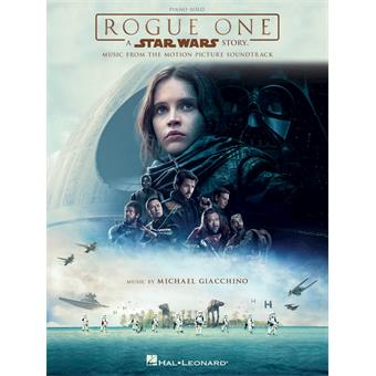 Hal Leonard Rogue One - A Star Wars Story (Piano) lesmethode voor keyboard/piano