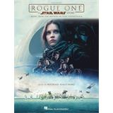 Hal Leonard Rogue One - A Star Wars Story (Easy Piano)