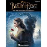 Hal Leonard Beauty and the Beast - Easy Piano
