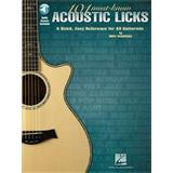 Hal Leonard 101 Must-Know Acoustic Licks