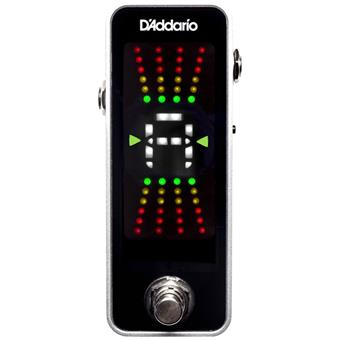 D'Addario CT-20 Chromatic Pedal Tuner pedaal stemapparaat