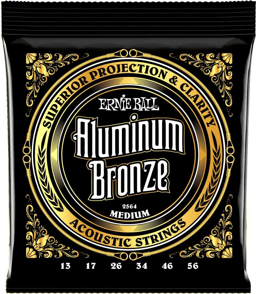 Ernie Ball 2564 Aluminum Bronze Medium | Keymusic
