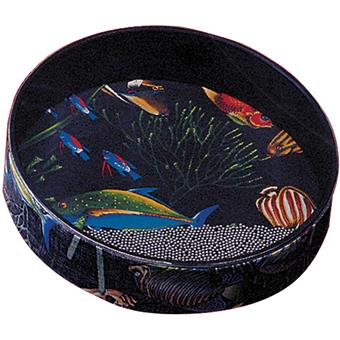 Remo ET0212 Ocean Drum Fish frame drum