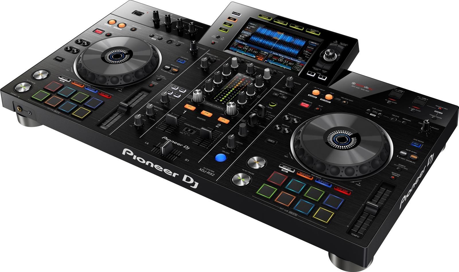 pioneer xdj rx2 keymusic. Black Bedroom Furniture Sets. Home Design Ideas