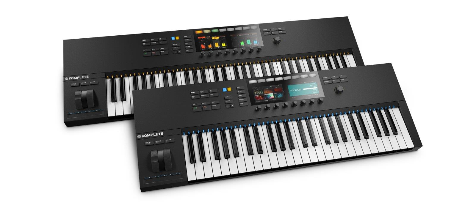 native instruments komplete kontrol s49 mk2 keymusic. Black Bedroom Furniture Sets. Home Design Ideas