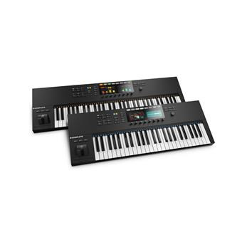 Native Instruments Komplete Kontrol S61 mk2 keyboardcontroller