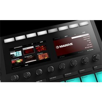 Native Instruments Maschine MK3 Black pad controller