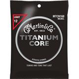 Martin Strings MTCN160 Titanium Core Light