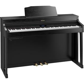 Roland HP603A Contemporary Black digital home piano