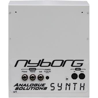 Analogue Solutions Nyborg-12 analoge synthesizer