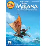 Hal Leonard Let's All Sing Songs from Moana
