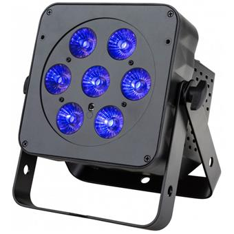 JB Systems LED PLANO 6in1 flood/PAR-licht