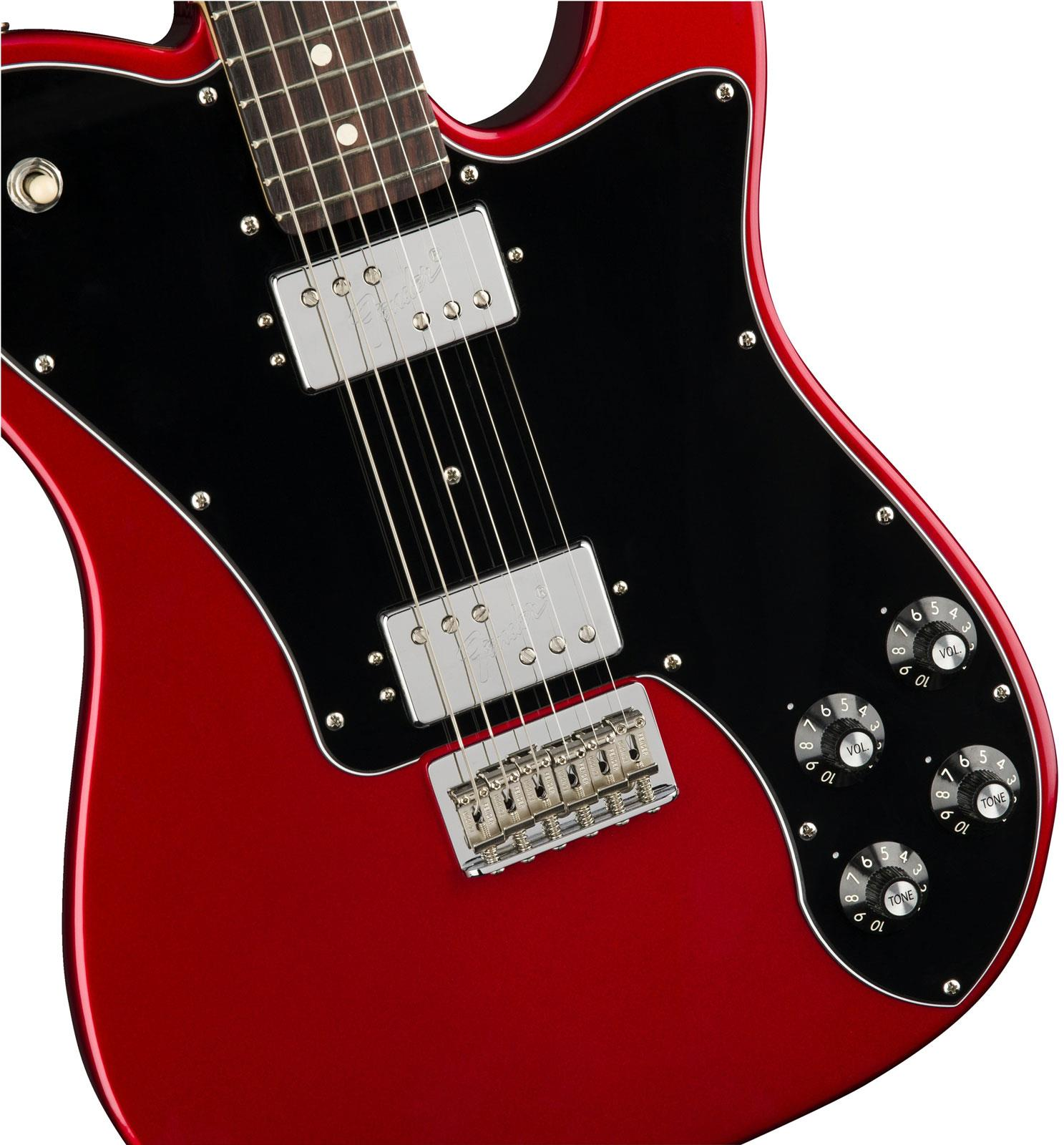fender american professional telecaster deluxe shawbucker rw candy apple red keymusic. Black Bedroom Furniture Sets. Home Design Ideas