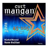Curt Mangan 45105 45-105 Medium Nickel Wound