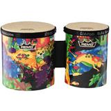 Remo Kids Bongo Set Rain Forest