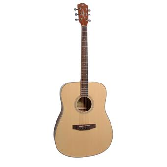 Morgan Guitars W104 Natural dreadnought guitar