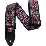 Ernie Ball 4091 Jacquard Strap Royal Bloom
