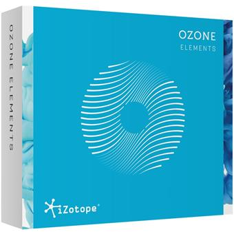 Izotope Ozone 8 Elements audio-/effectplugin