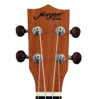 Morgan Guitars UK-C250SS Natural Ukulele