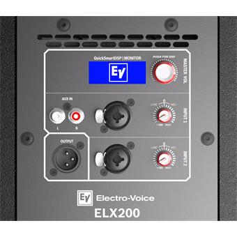 Electro-Voice ELX200-15P Powered active full-range loudspeaker