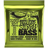 Ernie Ball 2852 Short Scale Regular Slinky Bass